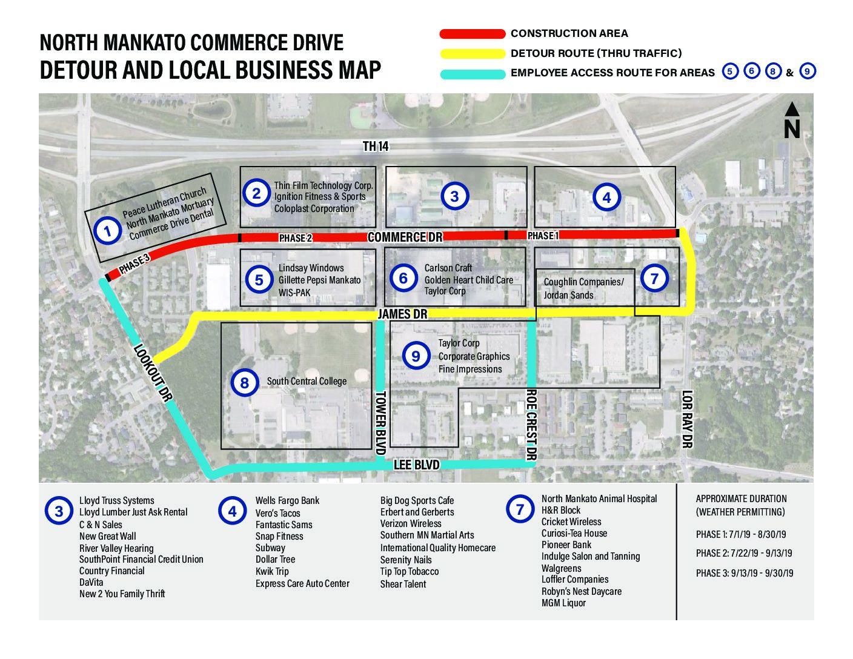 Project Documents - Commerce Drive North Mankato