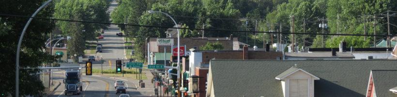 Downtown-street